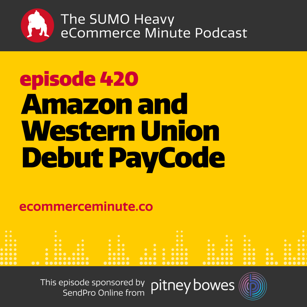 Amazon and Western Union Debut PayCode