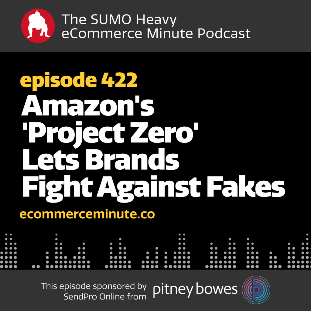 Amazon's 'Project Zero' Lets Brands Fight Against Fakes