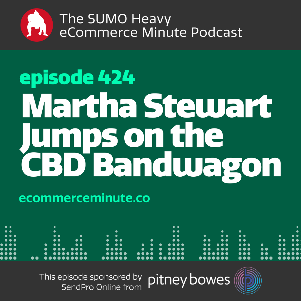 Listen to the eCommerce Minute episode 424 on Anchor.fm/ecommerceminute