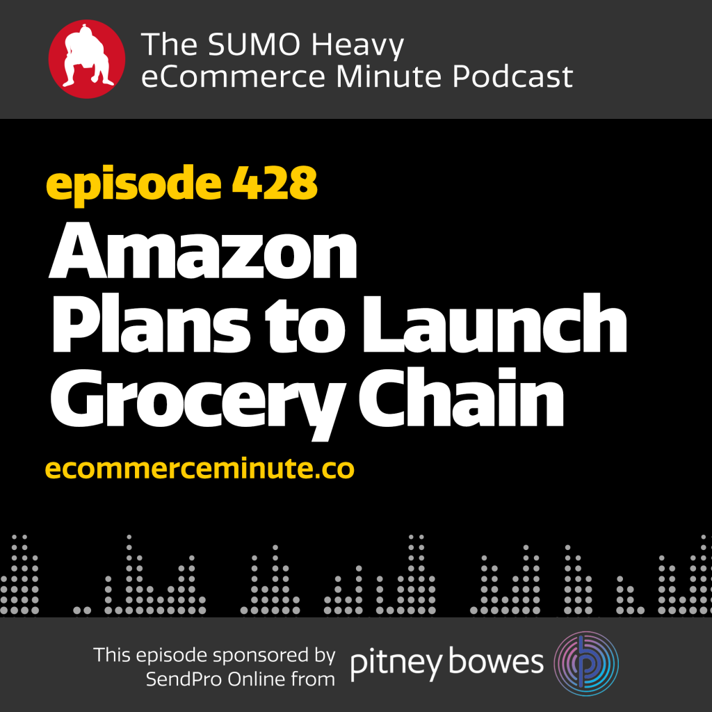 Listen to the eCommerce Minute episode 428 on Anchor.fm/ecommerceminute